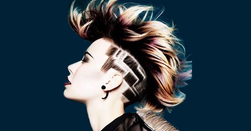 L'undercut tattoo déferle sur instagram. Les tatouages éphémères pour cheveux seront-ils la tendances de la saison?