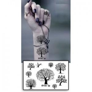 Tatouge temporaires arbre de la vie