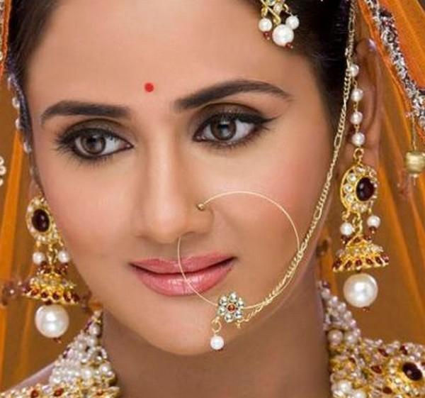 piercing nez culture indien