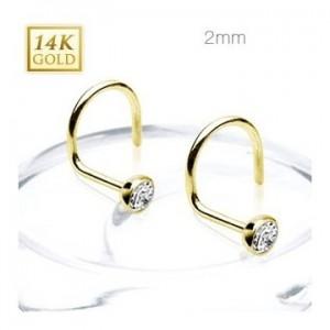 piercing-nez-or-jaune-14-carats-cristal-blanc-2mm-pas-cher