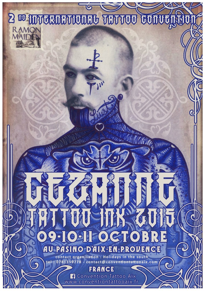 convention du tatouage aix en provence