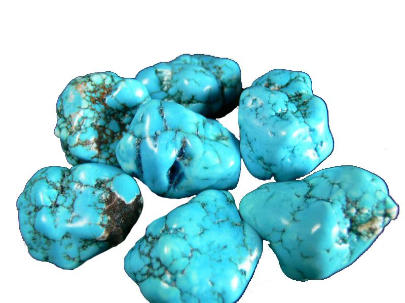 pierre naturel turquoise