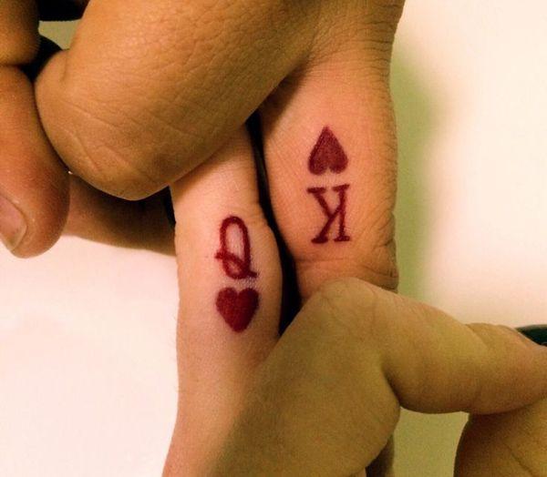 un peu d'amour avec les tattoos de couples | magazine piercing et