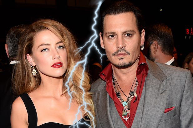 Johnny Depp change l'inscription de l'un de ses tattoos pour insulter son ex!
