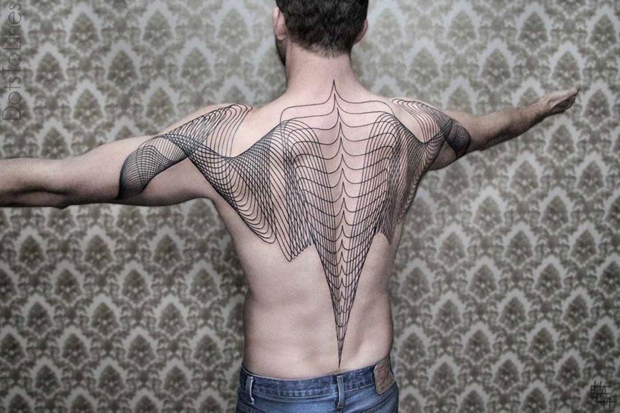 Chaim-Machlev-DotsToLines-instagram-tattoo-spécialiste-dans-les-lignes-des-tatouages-et-le-style-tattoo-3d