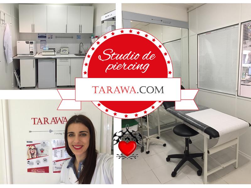 boutique tarawa studio de piercing, studio de perçage au cap d'agde