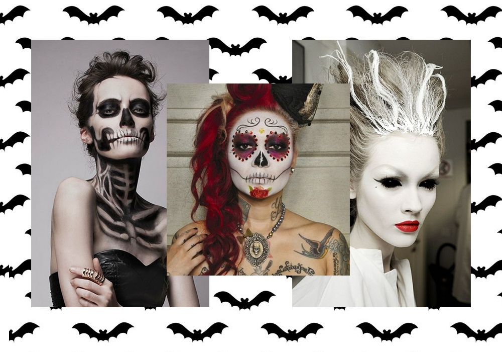 nos trois id es de costumes pour halloween magazine piercing et tatouage. Black Bedroom Furniture Sets. Home Design Ideas