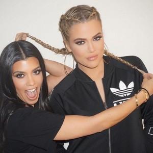 toujours les soeurs kardashian