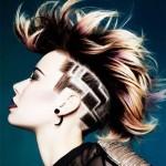 L'undercut hair tattoo : une histoire tirée par les cheveux!