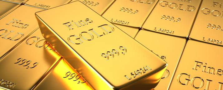 des li,gots d'or. l'or reste toujours le matériel qui n eperd pas de valeur