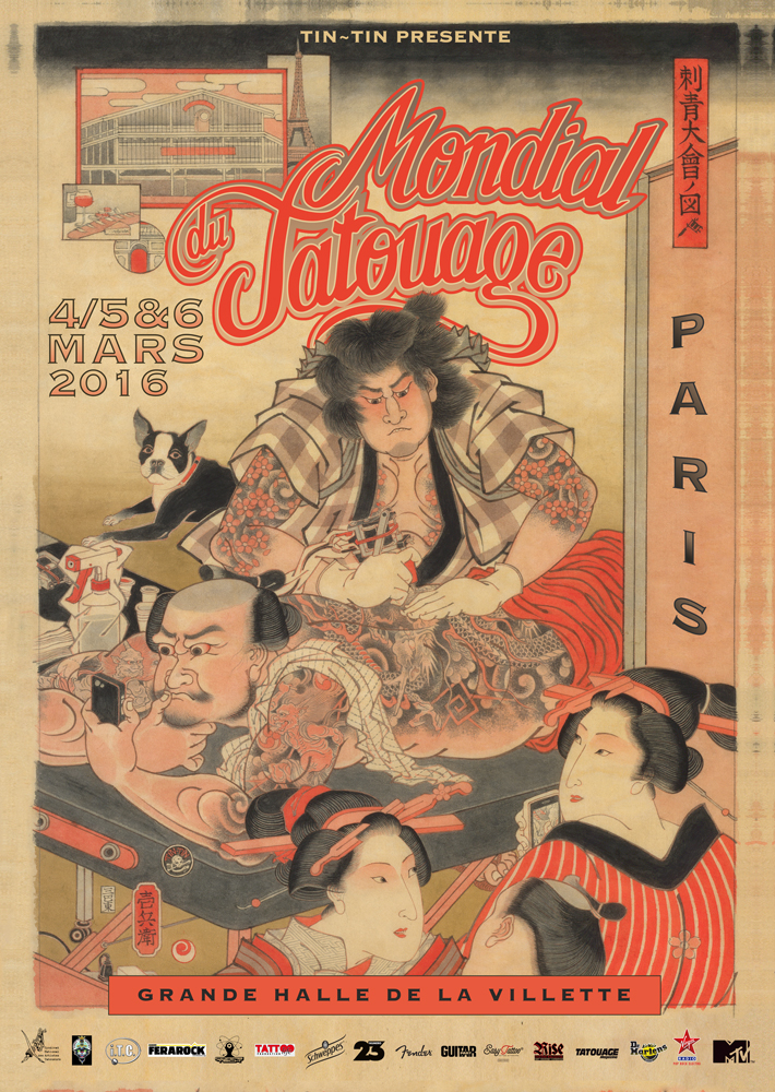 affiche-mondial-du tatouage-a-paris-organie-par-tin-tin