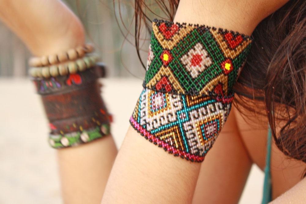 bijoux ethnique tarawa