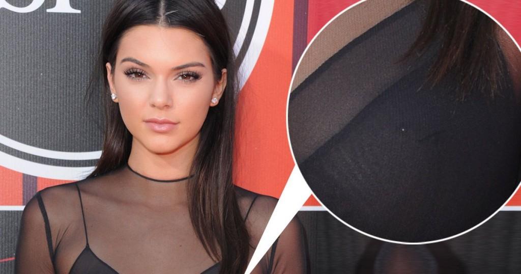 Kendall-Jenner-Main piercing téton