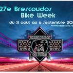 Le 27 eme Brescoudos Bike Week est lancée
