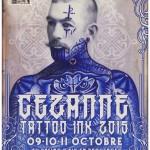 Le «Cezanne tattoo ink» au pasino d'Aix en Provence