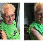 Le plus vieux tatoués du monde