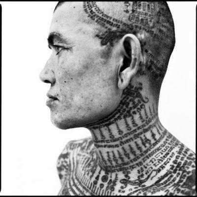 exposition du quai branly sur l'art du attaouage, art tatoo, tatoueur, tatoué