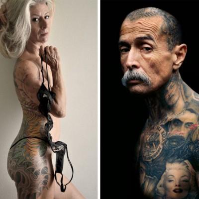 ont peut vieillir avec des tatouages et être au top