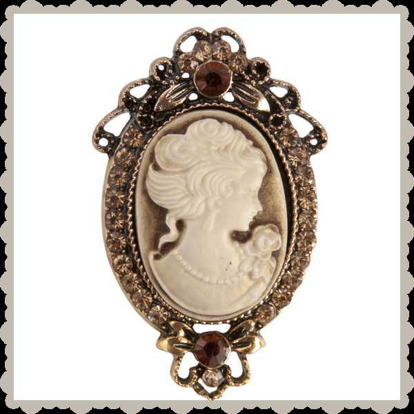 broche bijoux ancien