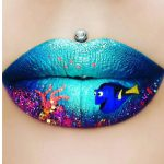 Lip-art : le make-up créatif