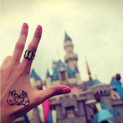 Les Plus Beaux Tatouages Inspires Par L Univers Disney Magazine