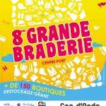 C'est la grande braderie au Cap d'Agde : promos et bons plans au rdv tous le week-end!