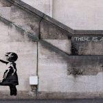 Banksy est à Paris !