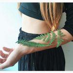 Rita  Zolotukhina, la tatoueuse 100% nature