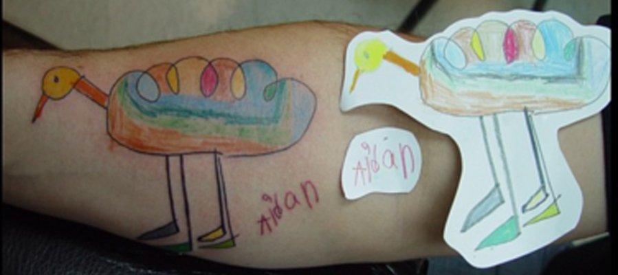 tatouage-dessin-enfants-nouvelle-tendance-tattoo