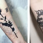 Tout savoir sur les tatouages à l'encre blanche