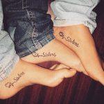 Les tatouages en commun : la nouvelle tendance tattoo