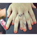 Matching tattoo: faut-il craquer à la nouvelle tendance tatouage?