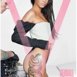 Kendall Jenner a-t-elle craqué pour un tatouage géant ?