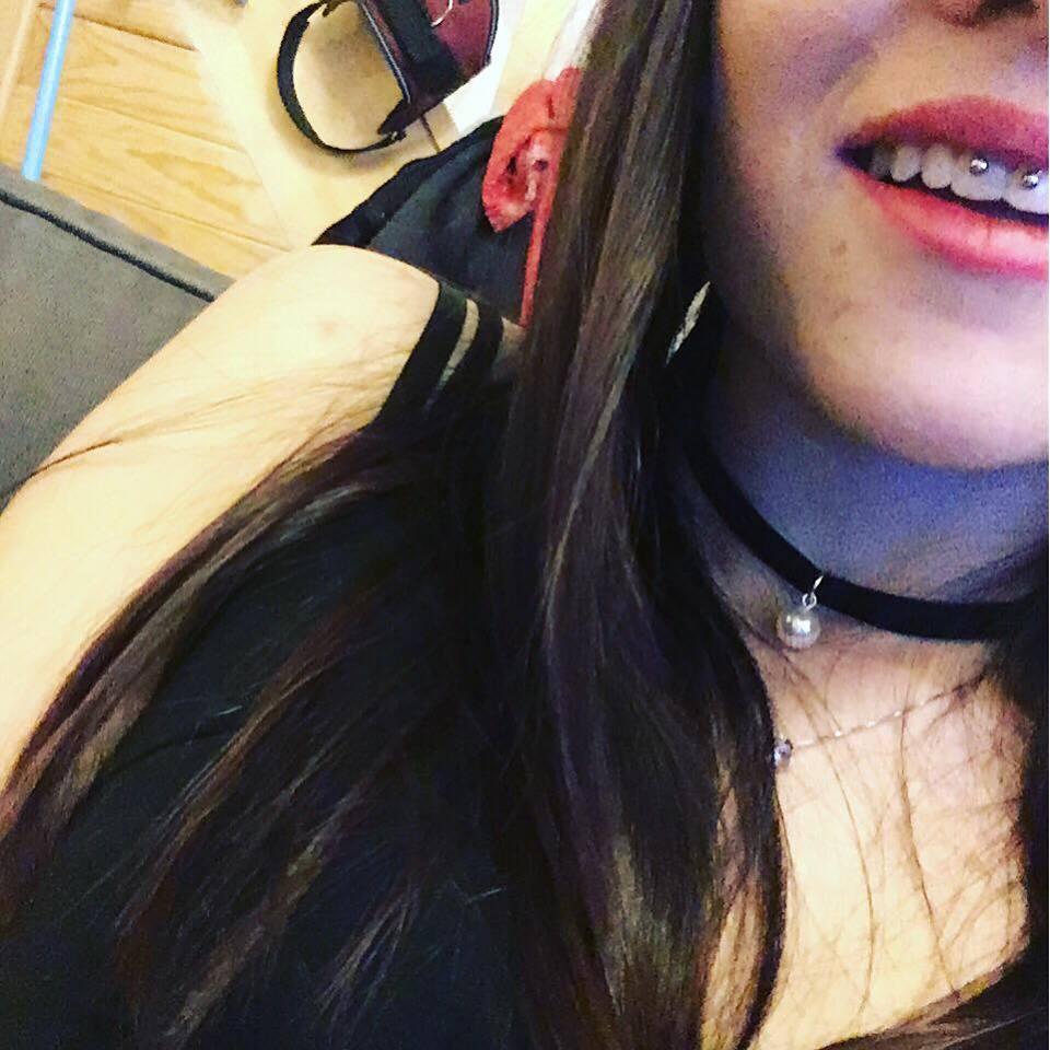 piercing au smiley