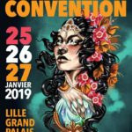 Convention Tatouage Lille 2019